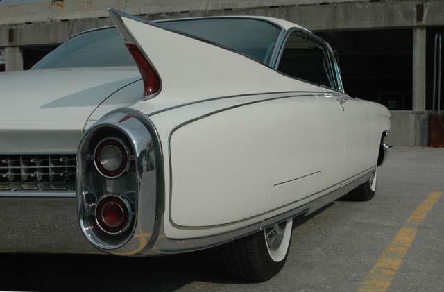 1960 Cadillac Eldorado.